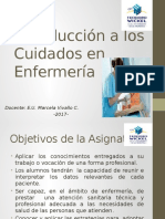 Int.a Los Cuidados 1 Clase