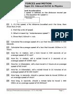 Repeat Paper 02 Edexcel Physics