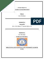 Presentation on Narco Analysis (1)