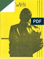 Der 7. Wahn 06-81 (Hannover) Fanzine `81