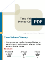 Chapter 6- Time Value Money