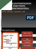 Noice Induce Hearing Loss