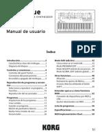 Korg Minilogue Manual S
