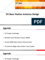 5G Base Station Design Final Taiwan UGM