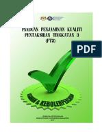 4. Panduan Penjaminan Kualiti Pt3 2017