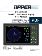 Dm-m003-Sa 1430 Cu-m001 Dl2 User Manual