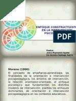 ENFOQUE CONSTRUCTIVISTA