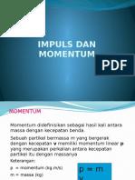 Momentum Dan Impuls