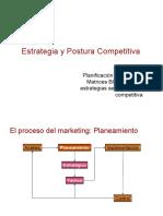 MKT - Clase 07 - Estrategia