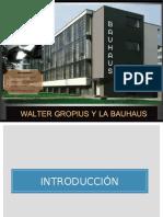 Bauhaus Gropius