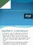 Elements of a Novel