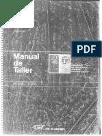 Manual de Servicio PEUGEOT 205