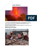 Desastres Naturales Chile