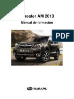 FORESTER AM 2013 Manual de Formación