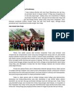 Kliping Putra Kebudayaan Suku Toraja Dan Keunikannya