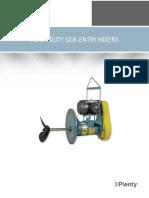 Plm 102 Sideentrymixers Pty Us