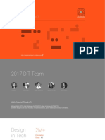 Design in Tech 2017