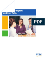 Visa PIN Security Program Auditors Guide Aug 06