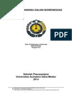2014 Bioremediasi USU MEDAN