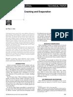 UNO PJ Plastic Shrinkage Cracking ACI98 Vol95 M342