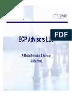 ECP Advisors LLC Sept 2009