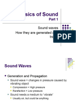 2 - Physics of Sound