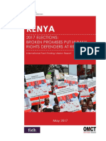 Kenya - 2017 Elections