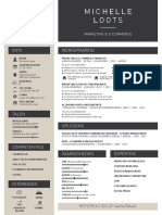 2017 - Curriculum vitae - Michelle Loots.pdf