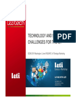 1.Technology and Challenges for the IoT LRudant