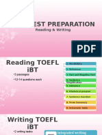 TOEFL Ibt 1 Reading