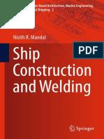Ship Constructuion & Welding