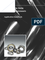 SKF Handbook Bearings in Twin Compressors