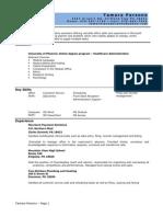 Jobswire.com Resume of tamaralynnparsons