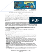 Methane Fact Sheet