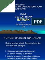 Geologi Teknik 4