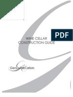 Wine Cellar Construction Guide