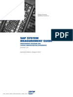 SAP System Measurement Guide