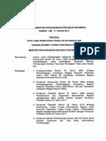 pm_no._11_tahun_2012 (TATA CARA PENETAPAN TRASE JALUR KA).pdf