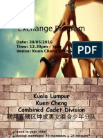 Exchange Program Ppt