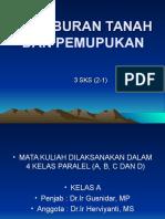 KESPUK-1 PENDAHULUAN