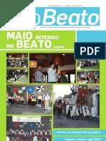 """Edição de Junho/Julho do Boletim Informativo """"O Beato"""""""