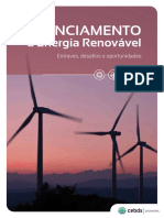 Financiamento a Energia Renovável
