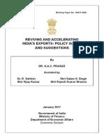 RevivingAcceleratingIndiaExports Issues Suggestions 0