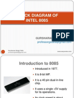 Block Diagram of 8085.PDF Imp