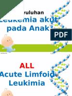 Leukemia Anak [dr. Gebyar].ppt