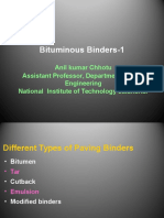 Materials Binders 1