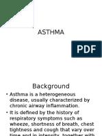 asthma compiled seminar