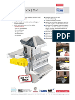Smartlock SL-1 Product Doku