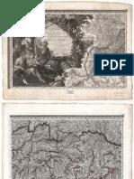 Lipszky János - Mappa Generalis Regni Hungariae... (Pest-Bécs, 1804-1810) - Magyarország Első Csillagászati Méréseken Alapuló Térképe