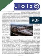 LLOIXA. Número 102, novembre /noviembre 2007. Butlletí informatiu de Sant Joan. Boletín informativo de Sant Joan. Autor